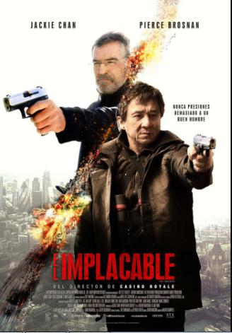 Photo of El Implacable