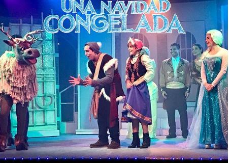 Photo of No te pierdas hoy la última función de «Una Navidad Congelada»