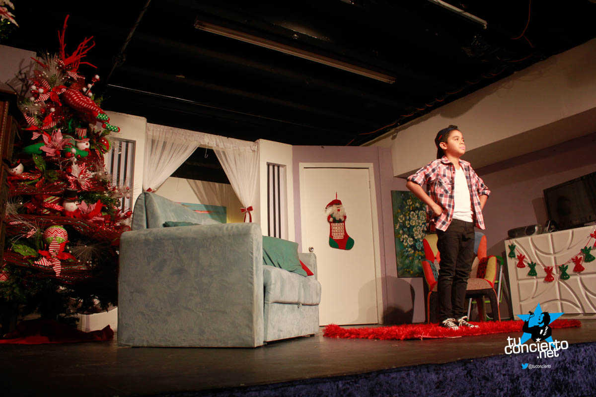 Photo of #teatroTC Una Alocada Travesura en Navidad