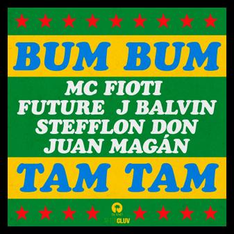 Photo of 'Bum Bum Tam Tam' de de MC Fioti, junto a Future, J Balvin, Stefflon Don Y Juan Magan