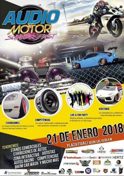 Photo of 'Audio Motor Fest 2018'