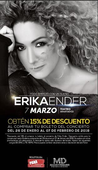Photo of 'Todo empezó como un sueño ' Erika Ender