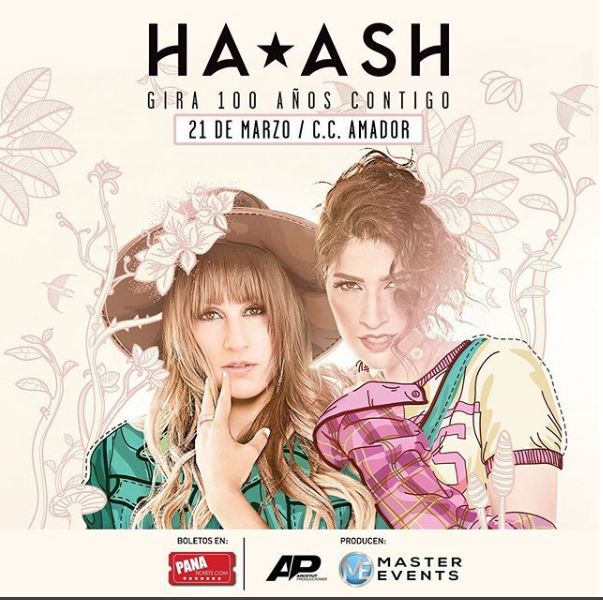 Photo of Ha*Ash en Panamá