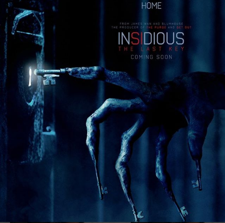 Photo of Insidious 4: La última llave