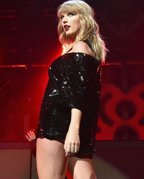 Photo of Taylor Swift estrena 'End Game'