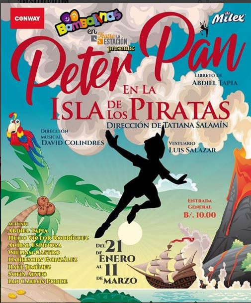 Photo of Peter Pan y la Isla de los Piratas