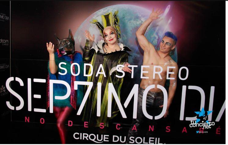 Photo of Sep7imo Día celebra en Panamá su show #200