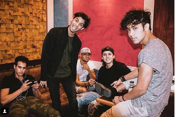 Photo of Preventa Exclusiva para el concierto de CNCO