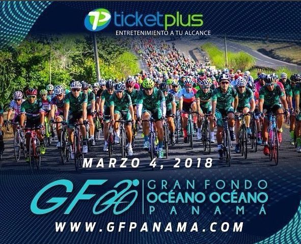 Photo of Gran fondo Océano Océano Panamá 2018
