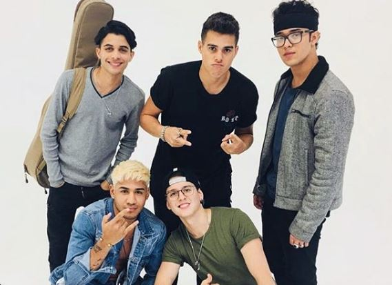 Photo of CNCO te invita al concierto en Panamá