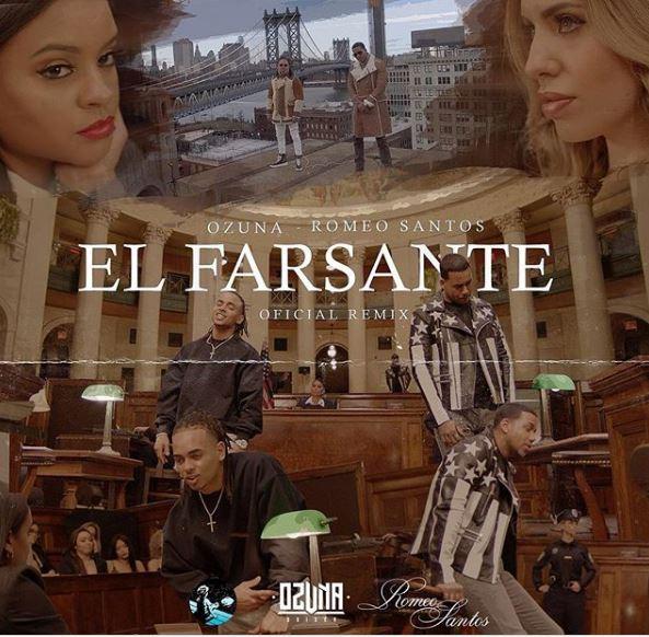 Photo of Ozuna lanzó el remix oficial de 'El Farsante'