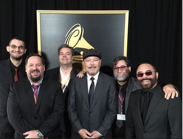 Photo of Rubén Blades se alza con 'Best Tropical Latin Album' en los Grammy