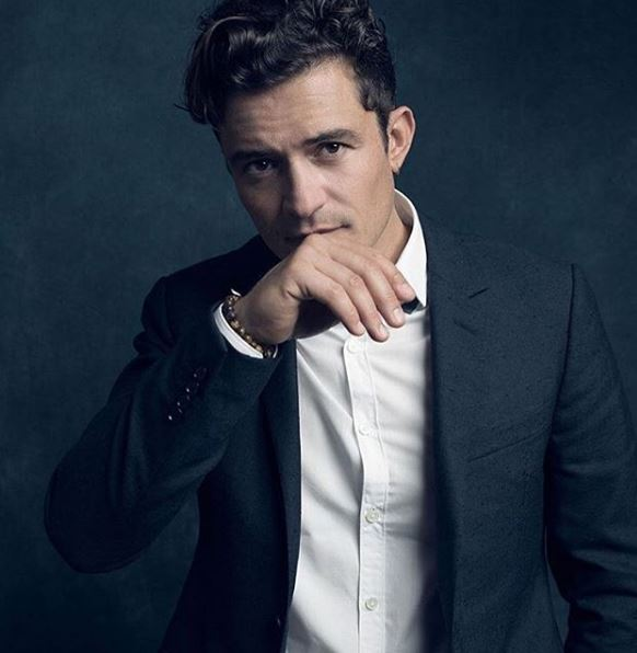 Photo of HBD para Orlando Bloom