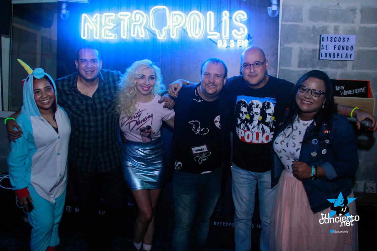 Photo of Nueva imagen de 'Radio Metropolis'