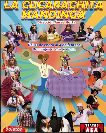 Photo of «La Cucarachita Mandinga»