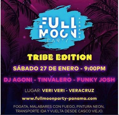 Photo of Full Moon Party