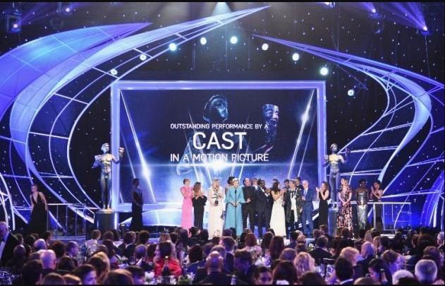 Photo of Premios del sindicato de Actores SAG Awards 2018