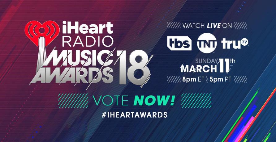 Photo of iHeartRadio Music Awards 2018