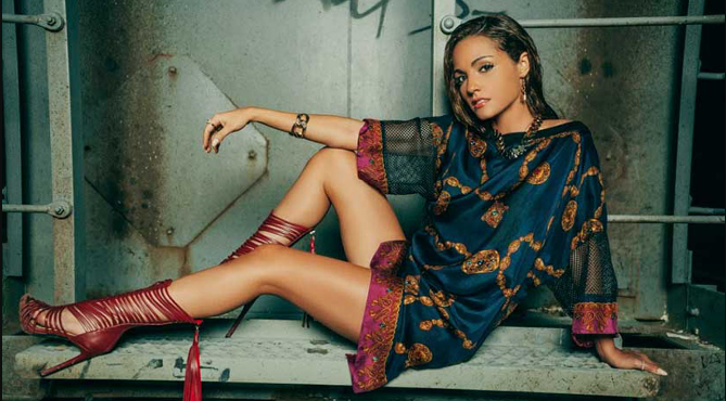 Photo of Sharlene lanza «Me Siento Bien»
