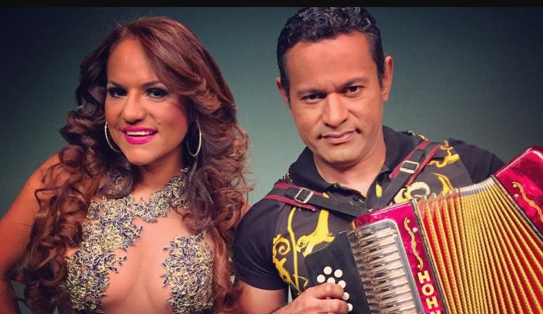 Photo of Samy y Sandra Sandoval preparan tema «Si te deja el tren»