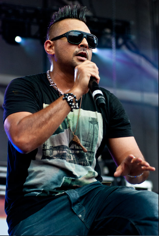 Photo of HBD para Sean Paul