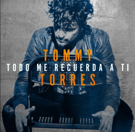 Photo of Tommy Torres lanza su nuevo single titulado «Todo me recuerda a ti»