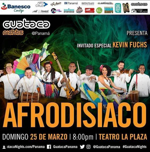 Photo of Concierto de 'Afrodisíaco'