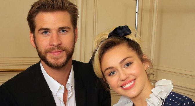 Photo of Miley Cyrus y Liam Hemsworth en Chiriquí