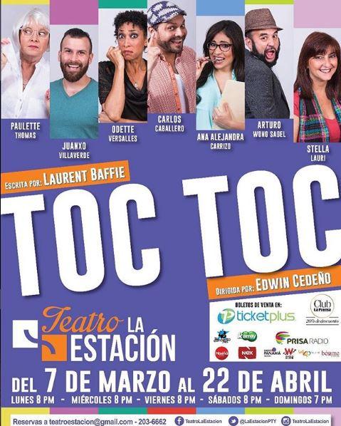 Photo of ¡Pronto! Toc Toc
