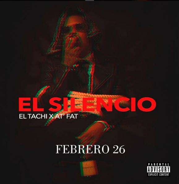 Photo of El Tachi presenta 'El Silencio' de la mano de At' Tat