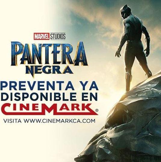 Photo of Preventa de 'Pantera Negra'