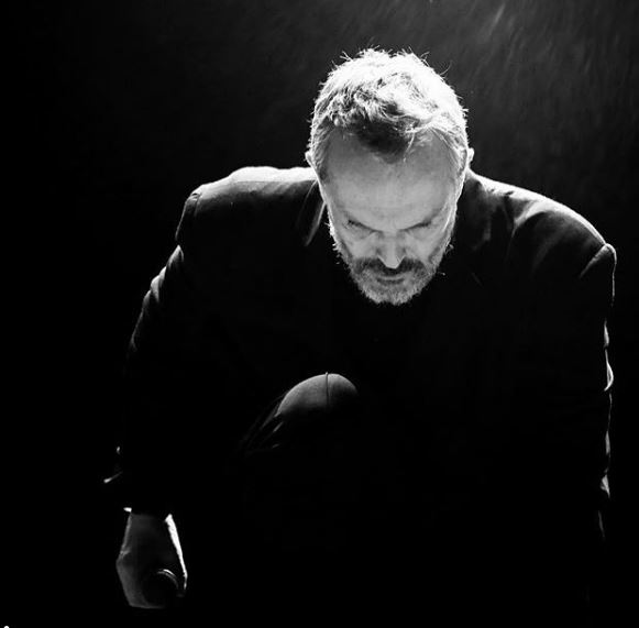 Photo of Miguel Bosé en la edición número 59 de Viña del Mar