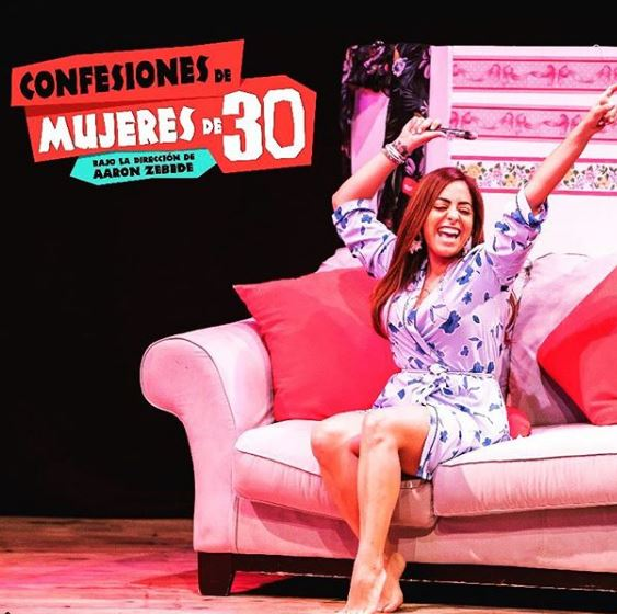 "Photo of Últimas funciones de ""Confesiones de mujeres de 30"""