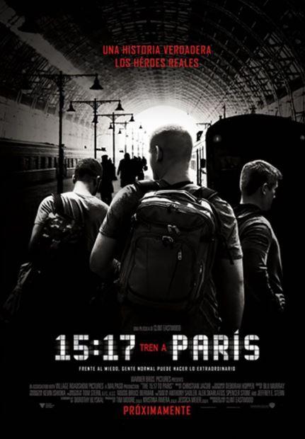 Photo of Jueves de estreno en Cinemark con '15:17 Tren a París'
