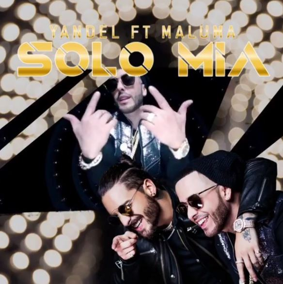 Photo of Estreno de 'Solo Mía' de Maluma y Yandel