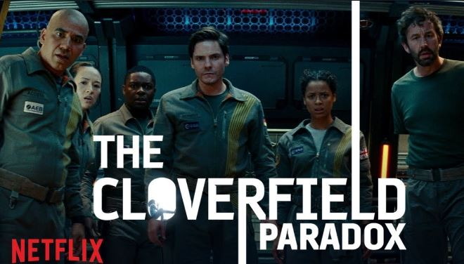 Photo of 'The Cloverfield Paradox' en Netflix