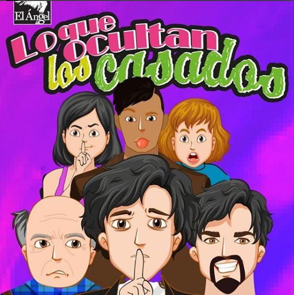 Photo of Llega la obra 'Lo que ocultan los hombres Casados'