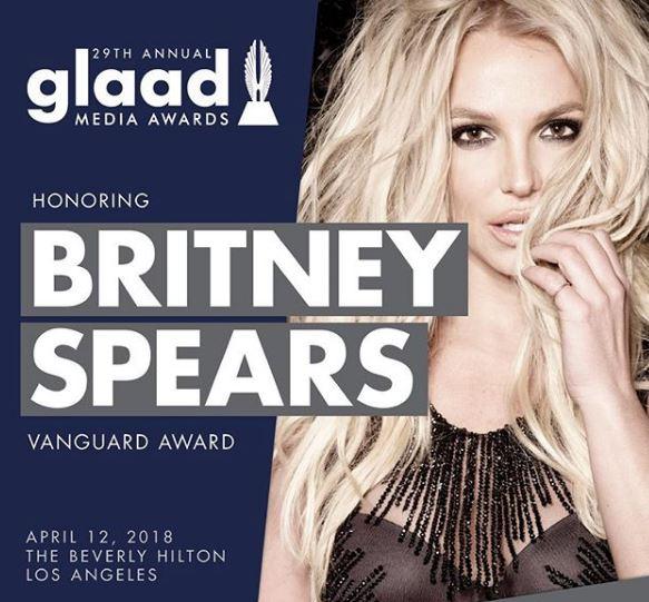 Photo of Britney Spears será galardonada con el Vanguard Award