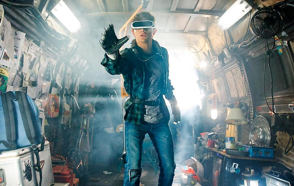 Photo of 'Ready Player One' lanza nuevo poster