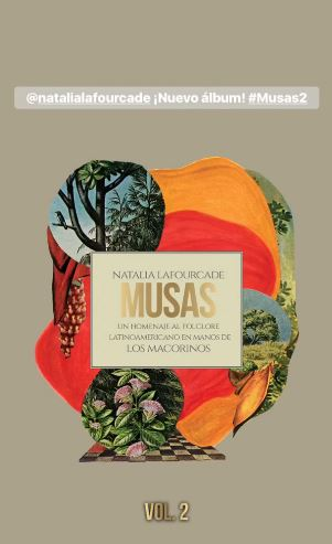 Photo of Natalia Lafourcade lanza su disco 'Musas'