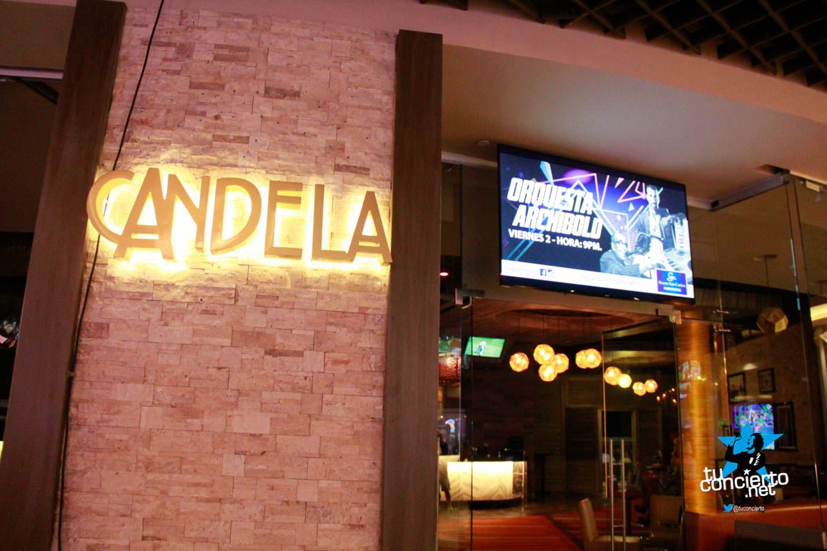 Photo of Orquesta Archibold en Bar Candela