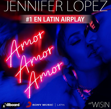 Photo of Jennifer López en el Top de Billboard