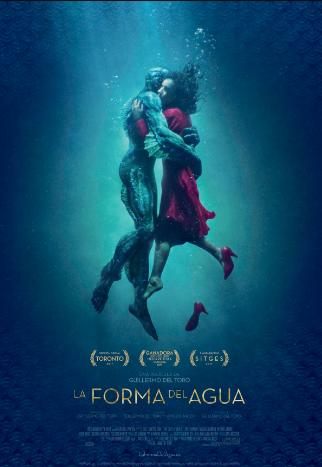 Photo of Este jueves es el gran estreno de «La Forma del Agua»