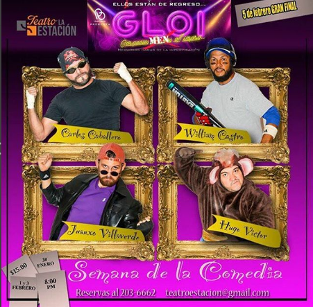 Photo of 'GLOI' en Teatro La Estación