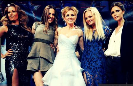 Photo of Las Spice Girls están invitadas a la boda de Meghan Markle y el príncipe Harry