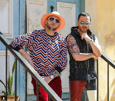 Photo of Yandel está en Cuba grabando un videoclip
