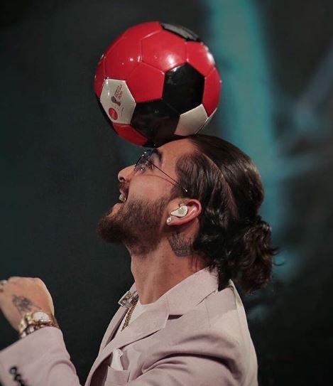 Photo of Coca-Cola y Maluma presentaron himno para la Copa Mundial de la FIFA