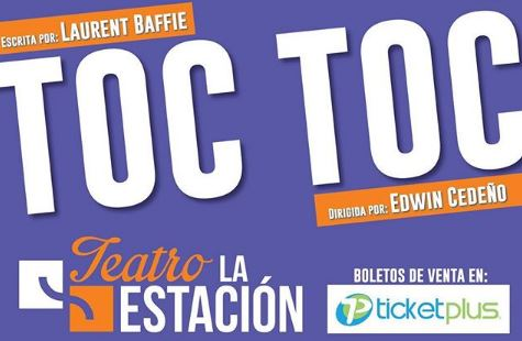 Photo of Esta noche función de 'Toc Toc'