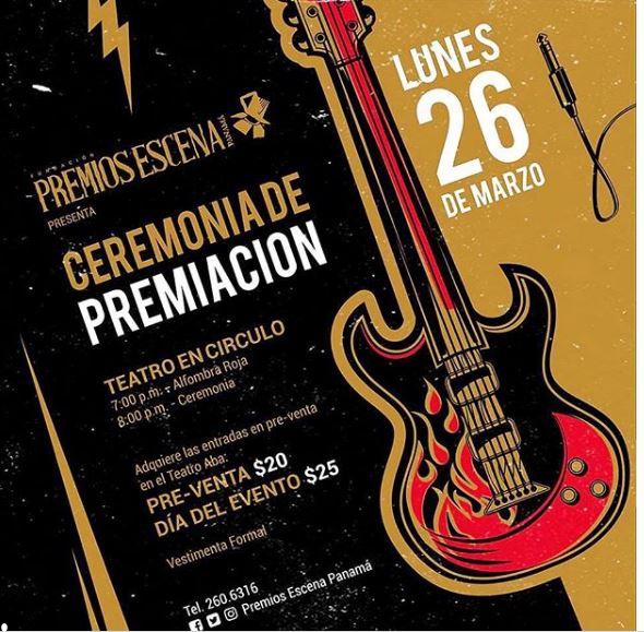 Photo of Gala de Premios Escena