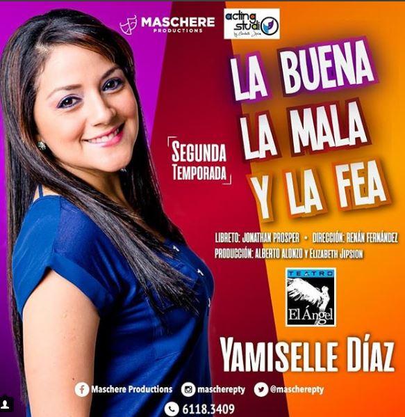 Photo of La Buena,la Mala y la Fea en Teatro el Ángel